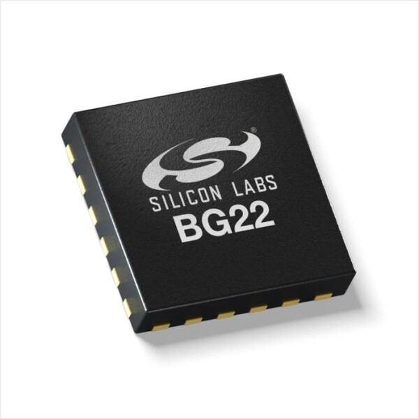 LOGO_Secure Bluetooth SoC Enables 10 Year Battery life