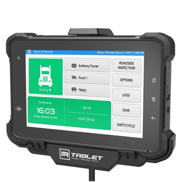 """LOGO_7"""" In-Vehicle Tablet"""