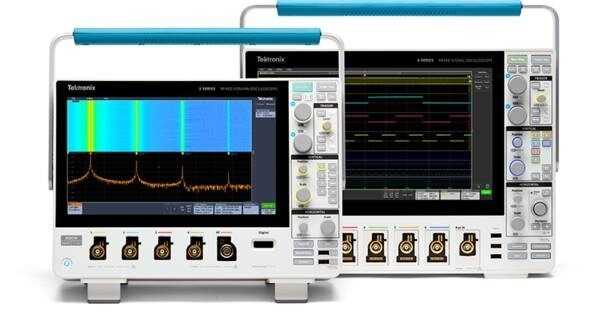 LOGO_Next generation oscilloscopes 3 Series and 4 Series