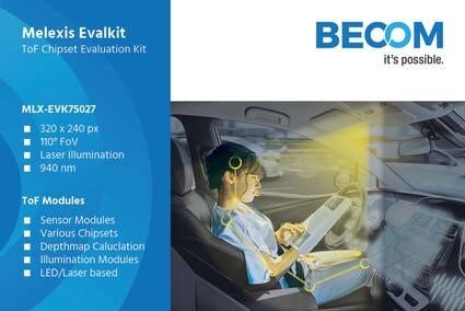 LOGO_MELEXIS Evaluation Kit