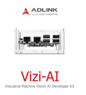 LOGO_Vizi-AI™ Industrial Machine Vision AI Developer Kit