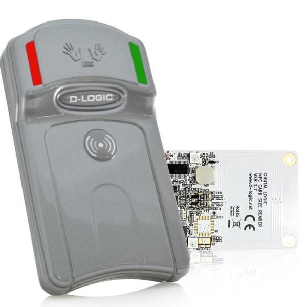 LOGO_µFR Classic NFC RFID Leser Schreiber