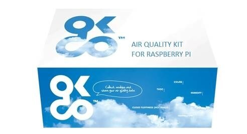 LOGO_OKdo Air Quality kit for Raspberry Pi