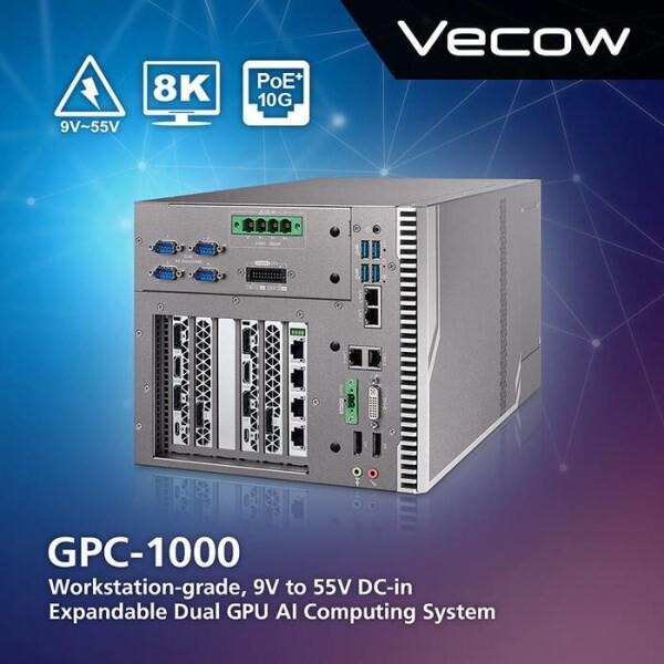 LOGO_CUDA Core AI Computing System