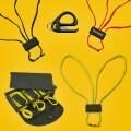 LOGO_Textile disposable handcuffs