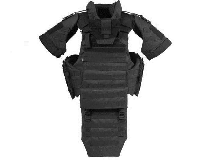 LOGO_Raptor 2.0 : modular ballistic vest