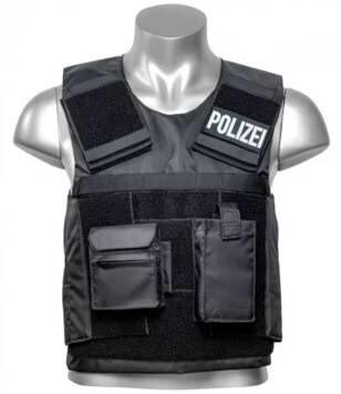 LOGO_Tactical case, Mod. 841 Plus black for ballistic undergarment vest