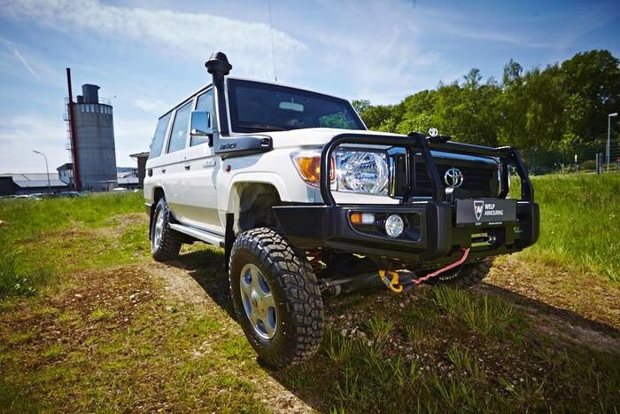 LOGO_Gepanzerter Toyota Land Cruiser 76