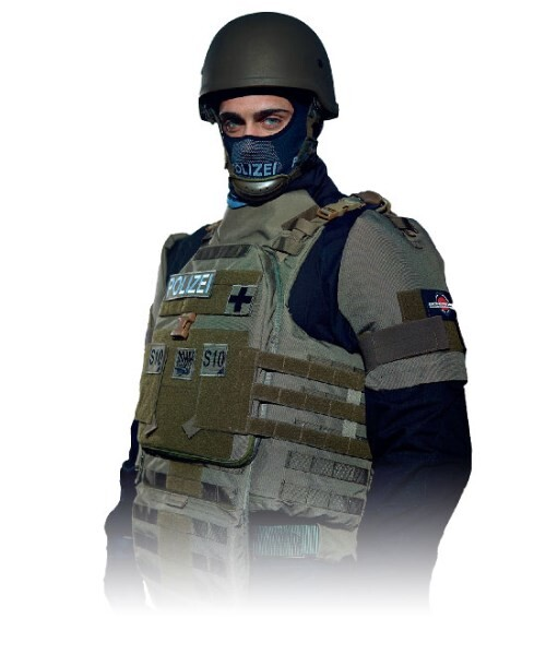 LOGO_Modular ballistic protective vest – VPAM9