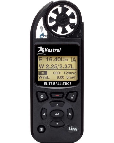 LOGO_Kestrel 5700 Elite Ballistics Weather Meter