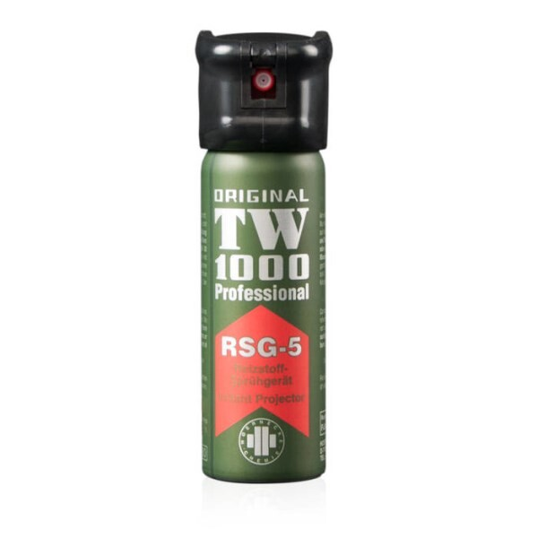LOGO_Irritant spray device - TW1000 RSG-5