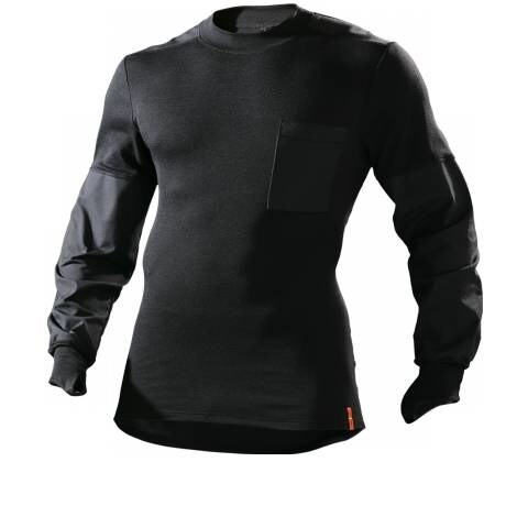 LOGO_Combatshirt, flammhemmend