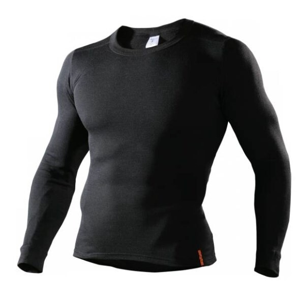 LOGO_Underwear shirt, flame retardant