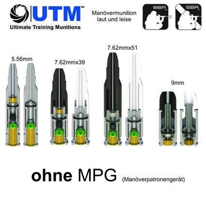 LOGO_UTM – Manövermunition
