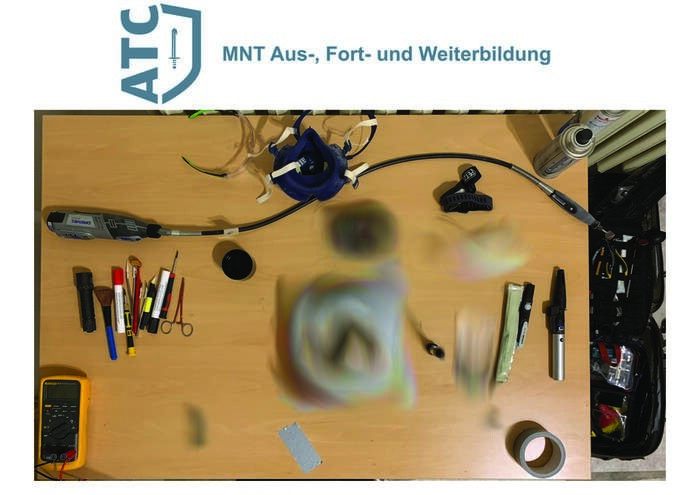 "LOGO_ATC MNT ""Manual Neutralisation Techniques"" / Handentschärfung"