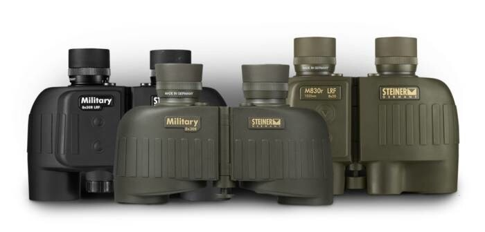 LOGO_M830 Military Binocular Series