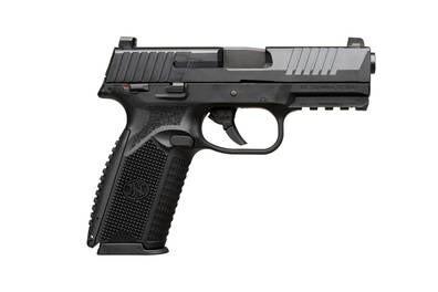 LOGO_FN 509 Handgun with manual safety