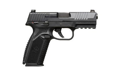 LOGO_FN 509 Handgun with manual safety