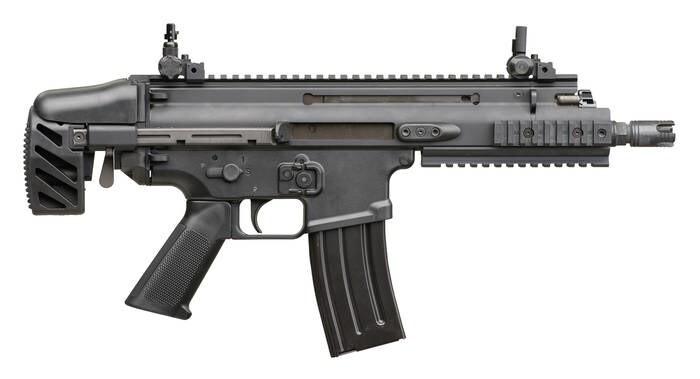 LOGO_FN SCAR-SC Subcompact Carbine (FN SmartCore ready)