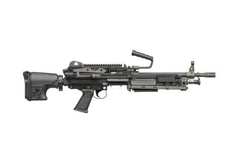 LOGO_FN MINIMI® 5.56 Mk3 Tactical SB Light Machine Gun (FN SmartCore ready)