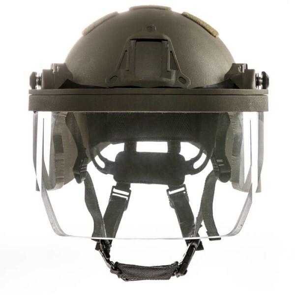 LOGO_H5 - Ballistic SWAT Helmet