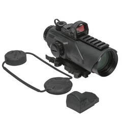 LOGO_Sightmark Wolfhound 6x44 HS-223 LQD Prismatic Weapon Sight / SM13026-LQDK