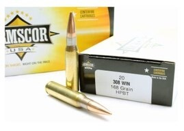 LOGO_Armscor 308 Win 168 Grain HPBT