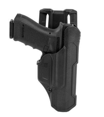 LOGO_T-SERIES L2D NON-LIGHT BEARING DUTY HOLSTER
