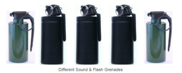 LOGO_Sound & Flash Grenades