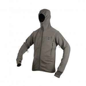 LOGO_Tactical Tight Fleece w/hood, Ranger Green (RAL 7013)