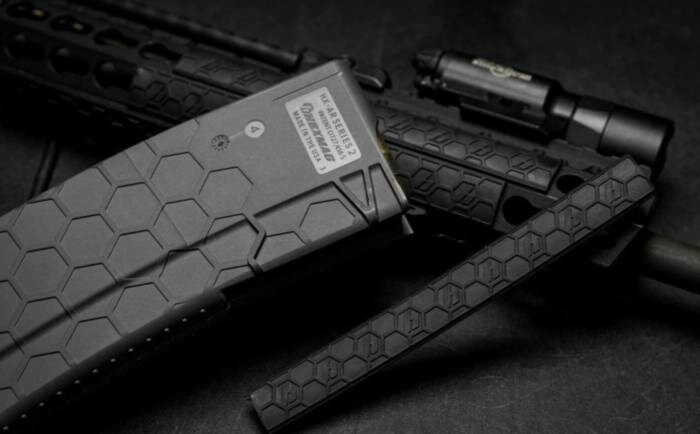 LOGO_AR-15 10rd Magazine Keymod Accessories Kit