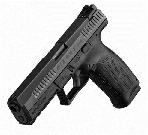 LOGO_Pistols CZ P-10 series