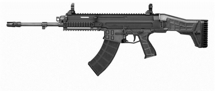 LOGO_Assault rifles CZ BREN 2 series