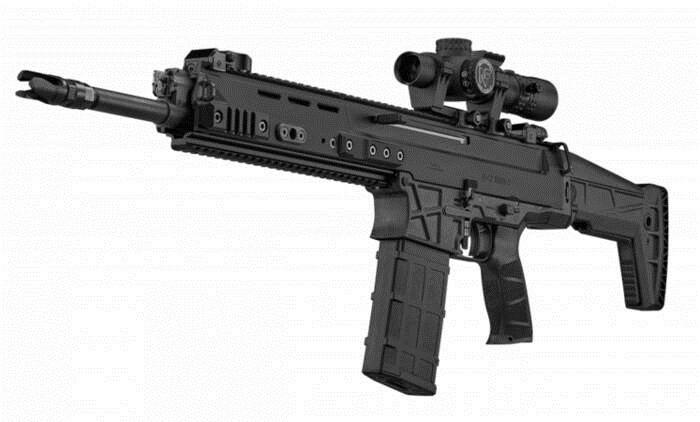 LOGO_Battle rifles CZ BREN 2 BR