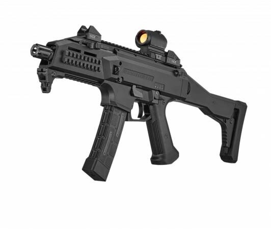 LOGO_Submachine guns CZ SCORPION EVO 3 A1