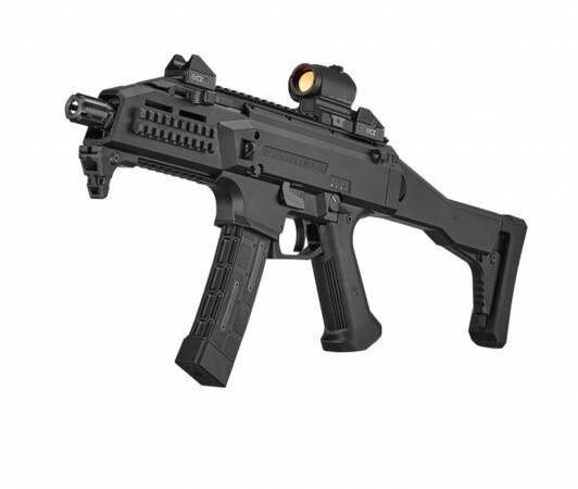 LOGO_Submachine guns CZ SCORPION EVO 3 A1