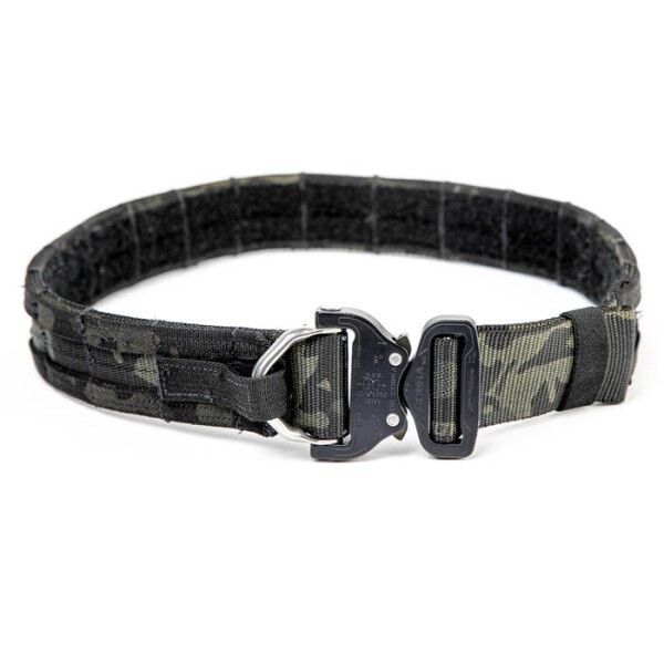 LOGO_OPERATORS GUN BELT W/MOLLE ATTACHMENT