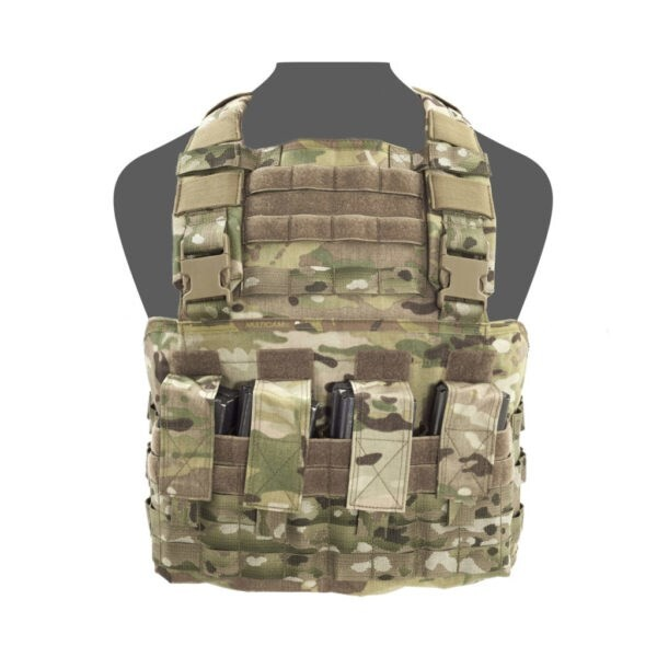 LOGO_GLADIATOR CHEST RIG – MULTICAM