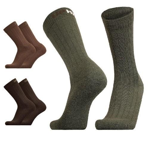 LOGO_UphillSport Kaldo Hunting & Fishing H5 Thick and Durable Boot Sock with Merino