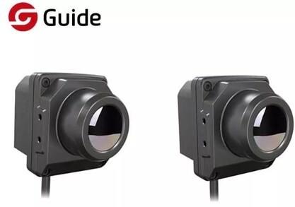 LOGO_384×288 Thermal Car Camera , Automotive Thermal Imaging Camera 50HZ PAL/60HZ NTSC