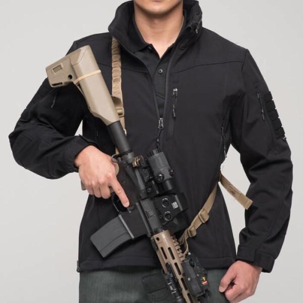 LOGO_[Gen.1]PANO-Softshell Jacket