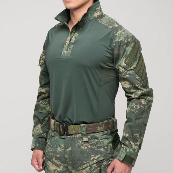 LOGO_[Gen.1] PANO-Combat shirt /Bravo