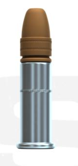 LOGO_22 LONG RIFLE - HV