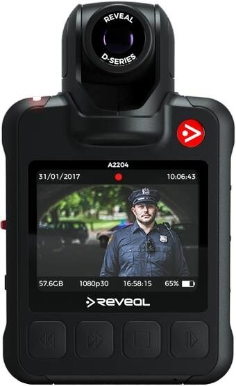 LOGO_Reveal D Series Body Camera - Leading The Way