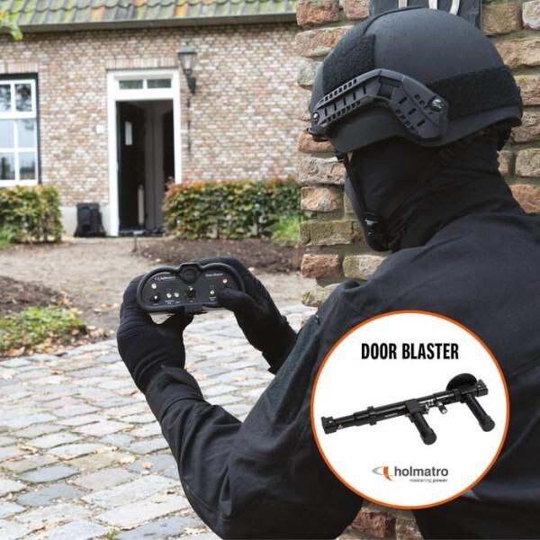 LOGO_Door Blaster HDB 90 ST with Wireless Control Set