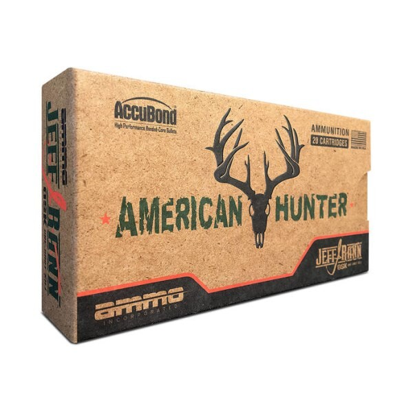 LOGO_AMERICAN HUNTER .243 WIN 90 GR