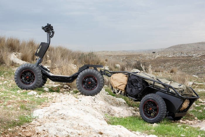 LOGO_EZRaider tactical electric ATV