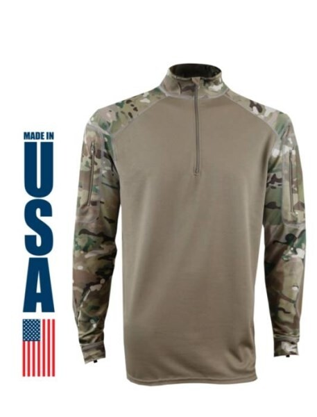 LOGO_Performance Defense Base Layer (DBL) Combat Shirt
