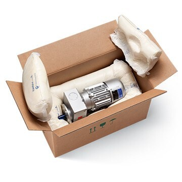 LOGO_FOAMplus® Schaumpolster für optimalen Produktschutz