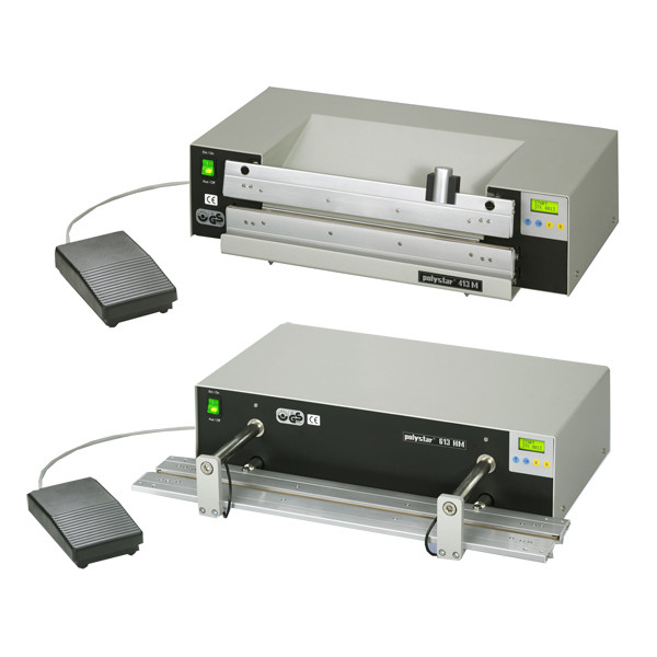 LOGO_polystar® Magnet-Folienschweißgerät mit Fußdrucktaster